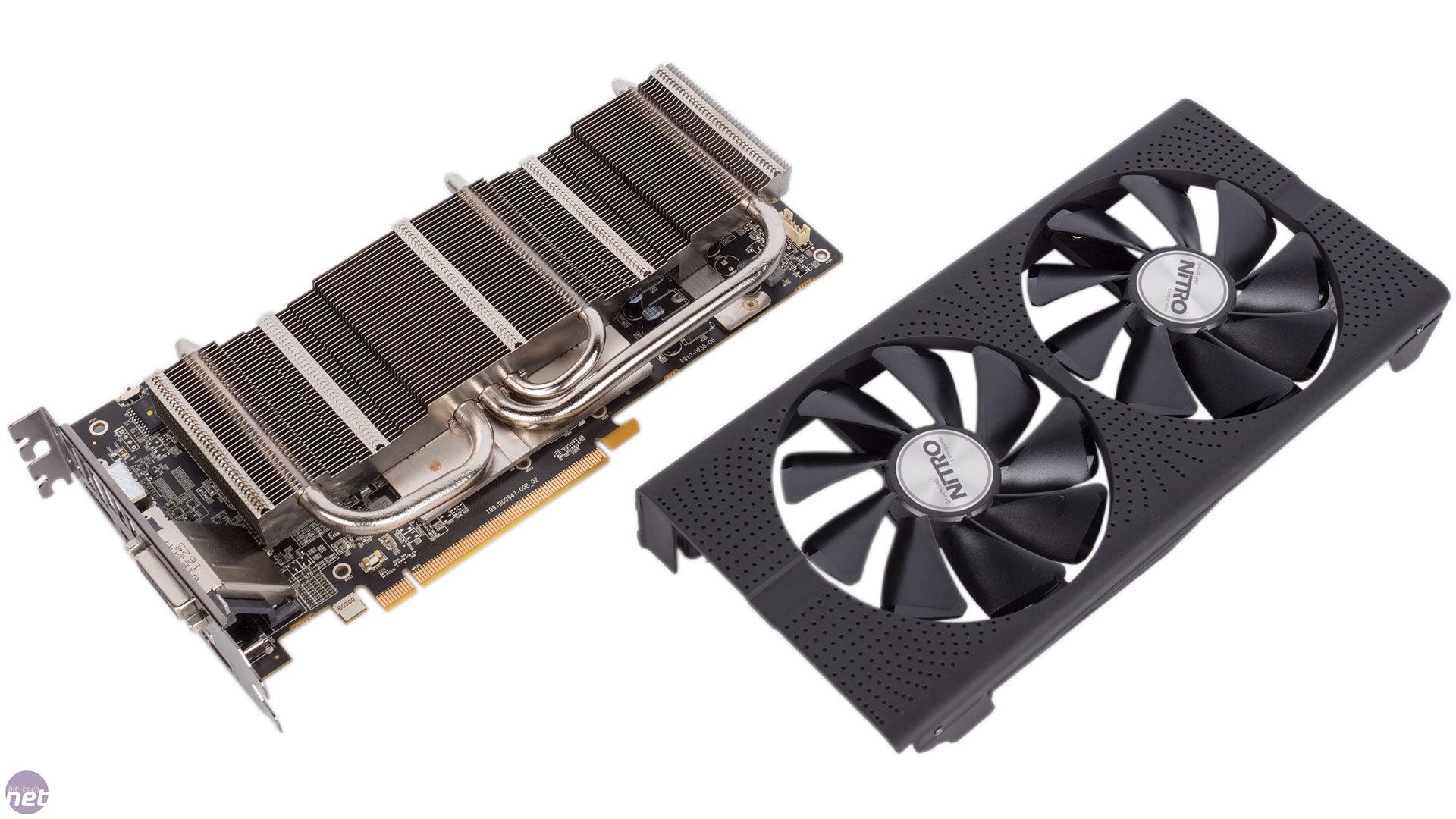 Sapphire Radeon Rx 470 Nitro Oc 4gb Review Bit Tech Net