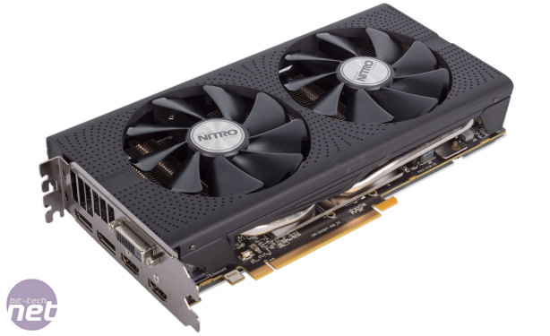 Sapphire Radeon RX 470 Nitro OC 4GB Review