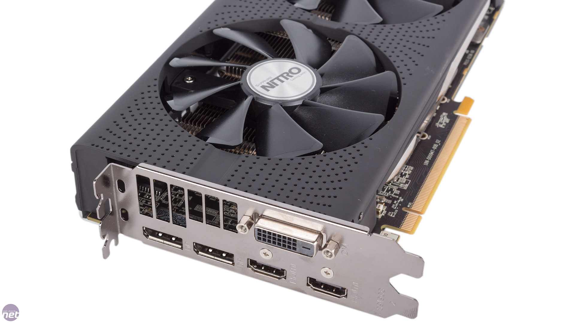 Sapphire Radeon RX 470 Nitro OC 4GB Review | bit-tech net