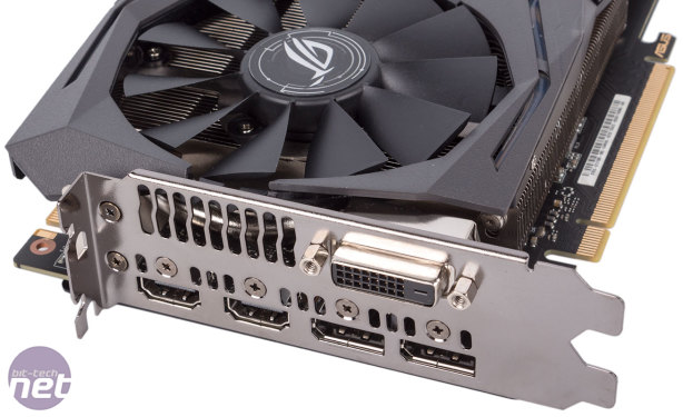 Asus GeForce GTX 1080 Strix OC Review