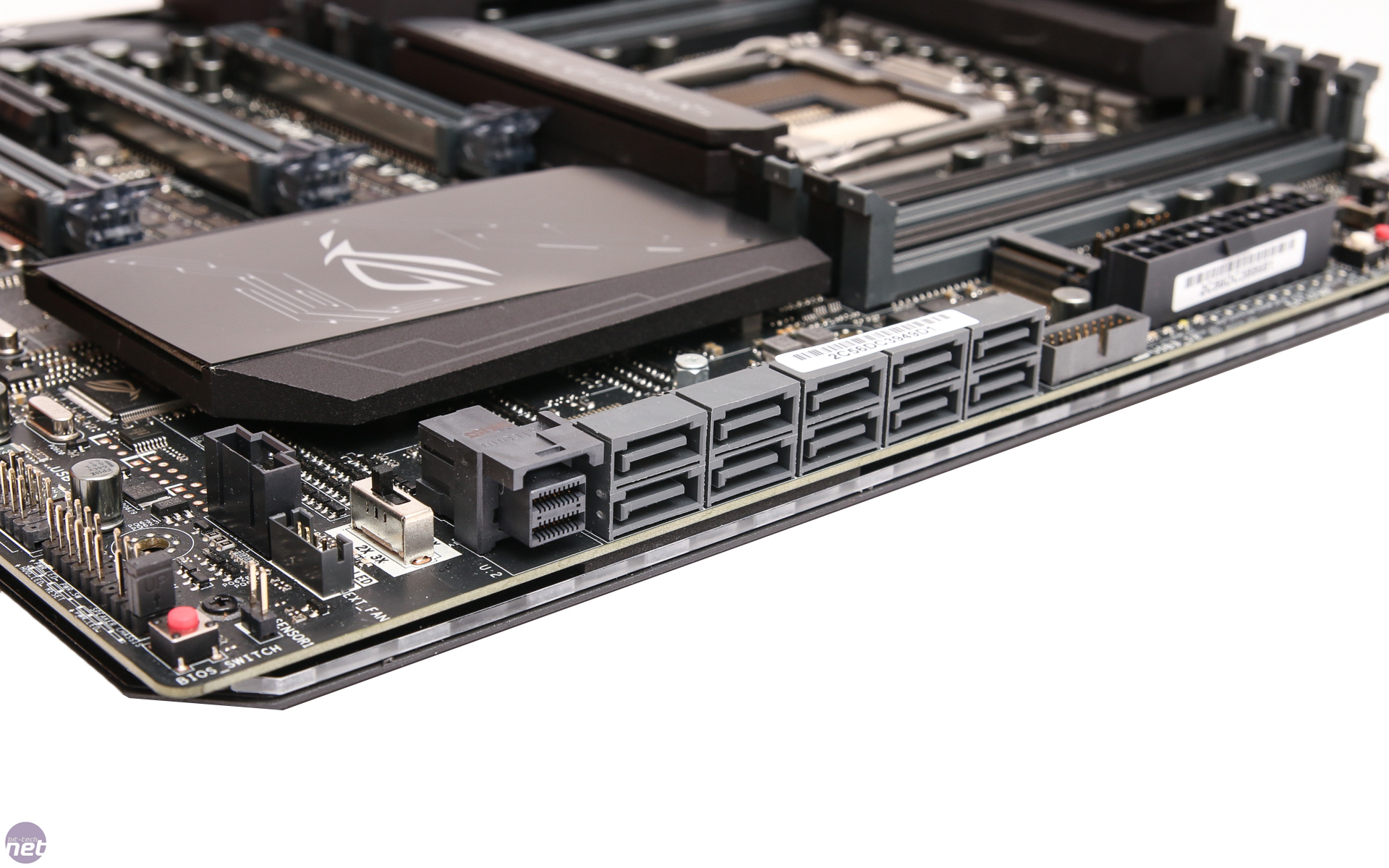Asus Rampage V Edition 10 Review | bit-tech net