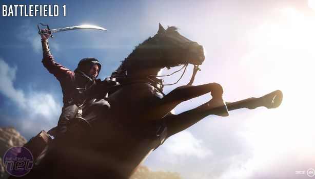 Battlefield 1: Gamescom 2016 Hands-On