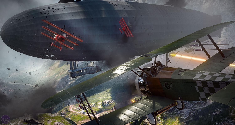 Types Of Jeeps >> Battlefield 1: Gamescom 2016 Hands-On | bit-tech.net