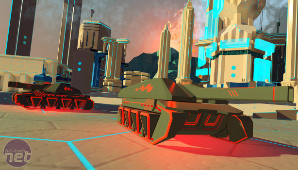 Battlezone Hands-On Preview