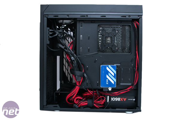 Deepcool GamerStorm Genome II Review Deepcool GamerStorm Genome II Review - Interior