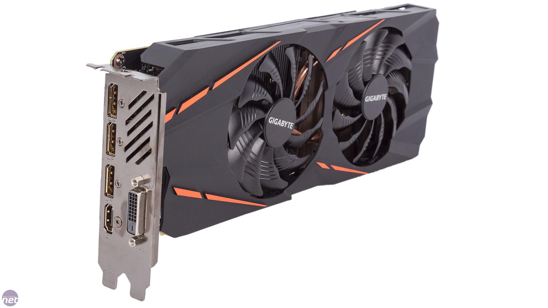 Gigabyte GeForce GTX 1060 G1 Gaming 6GB Review   bit-tech net