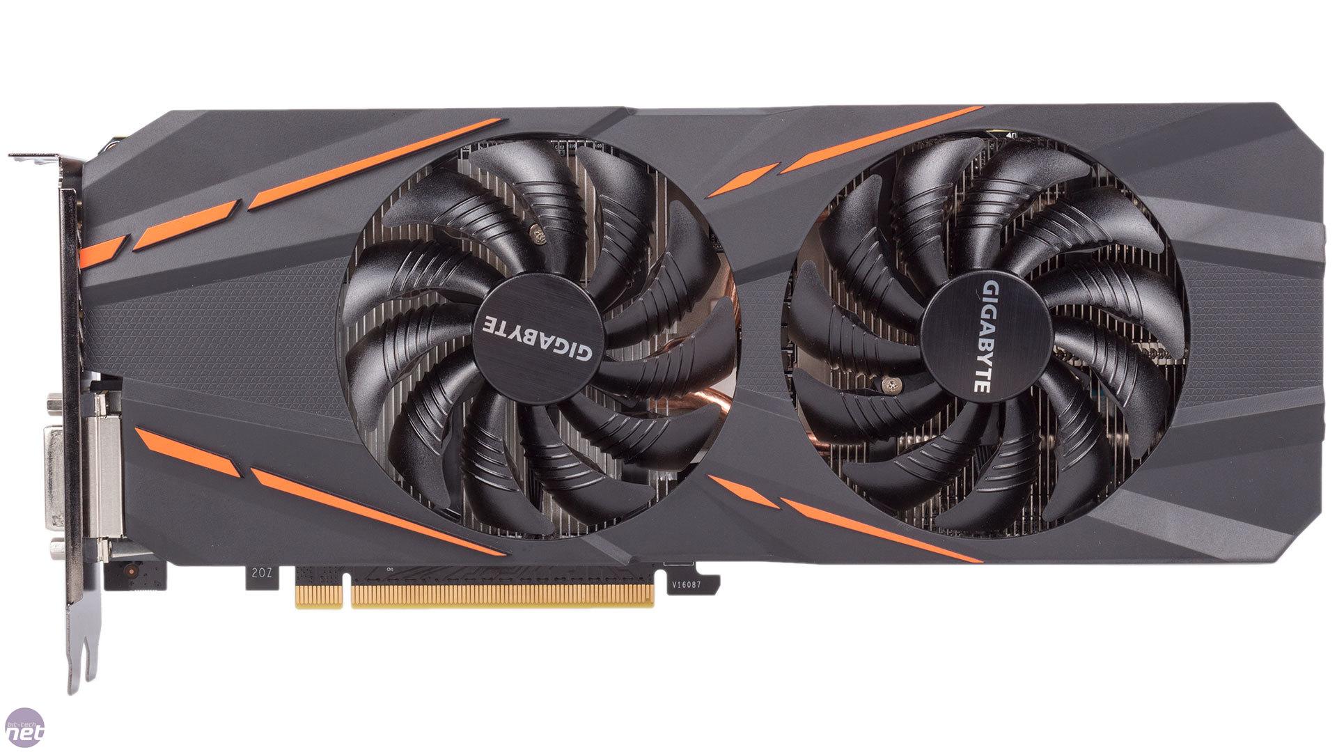 Gigabyte GeForce GTX 1060 G1 Gaming 6GB Review | bit-tech net