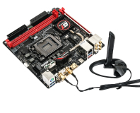 Gigabyte Z170N-Gaming 5 Review
