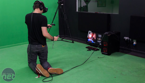 HTC Vive VR Games Roundup