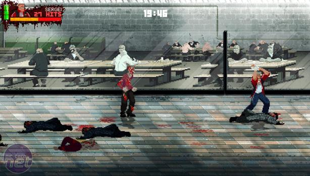 Mother Russia Bleeds Review