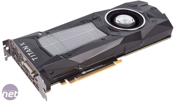 Nvidia Titan X (Pascal) Review