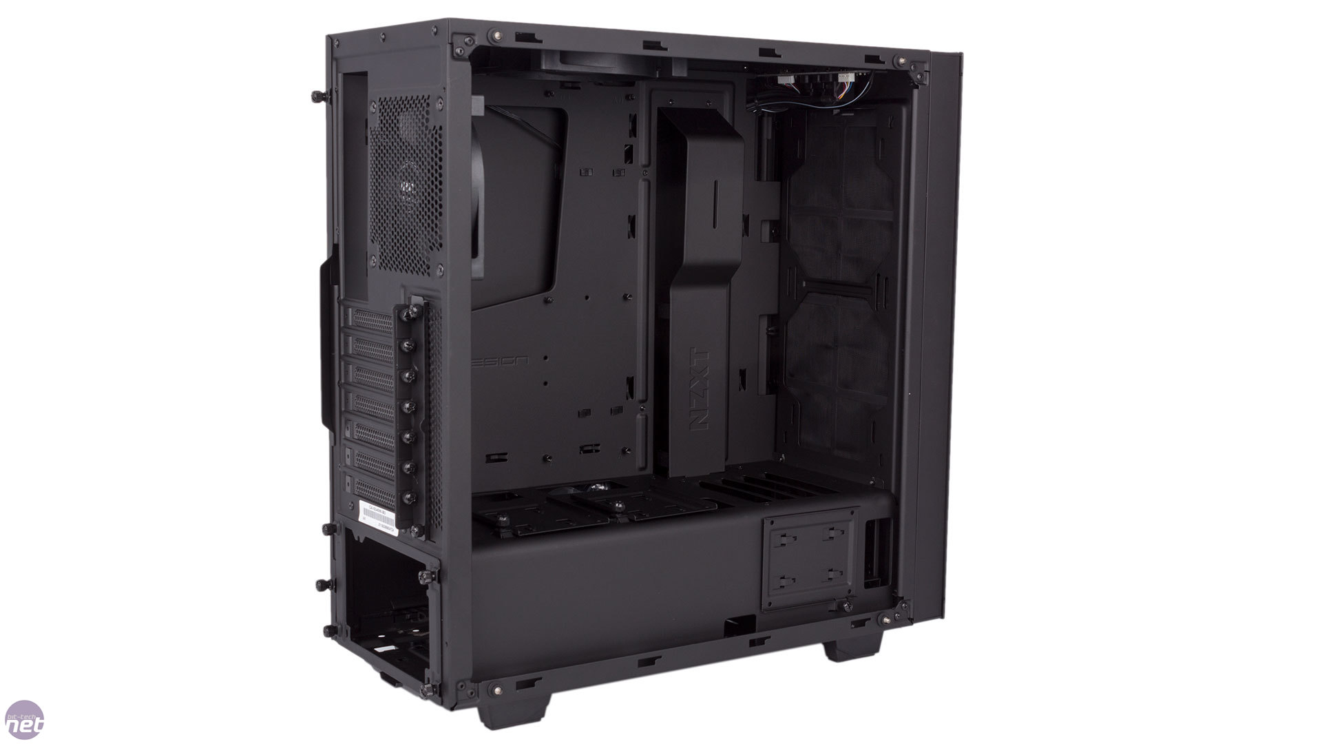 Nzxt S340 Elite Review Bit Tech Net