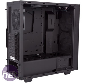 NZXT S340 Elite Review NZXT S340 Elite Review - Interior