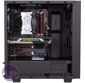 NZXT S340 Elite Review NZXT S340 Elite Review - Performance Analysis and Conclusion