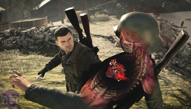 Sniper Elite 4 Hands-On