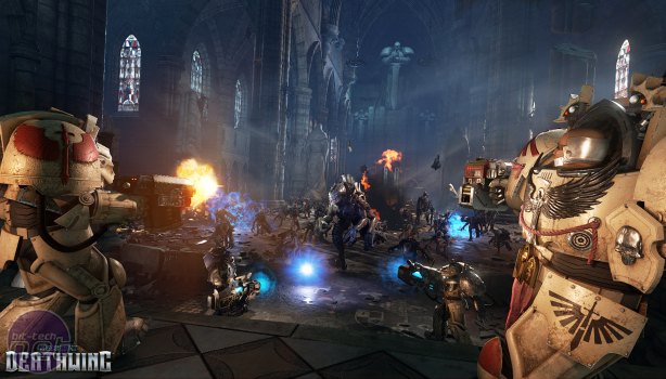 Space Hulk: Deathwing: Gamescom 2016 Impressions