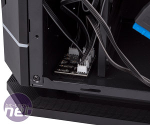 Aerocool DS 230 Review Aerocool DS 230 Review - Interior