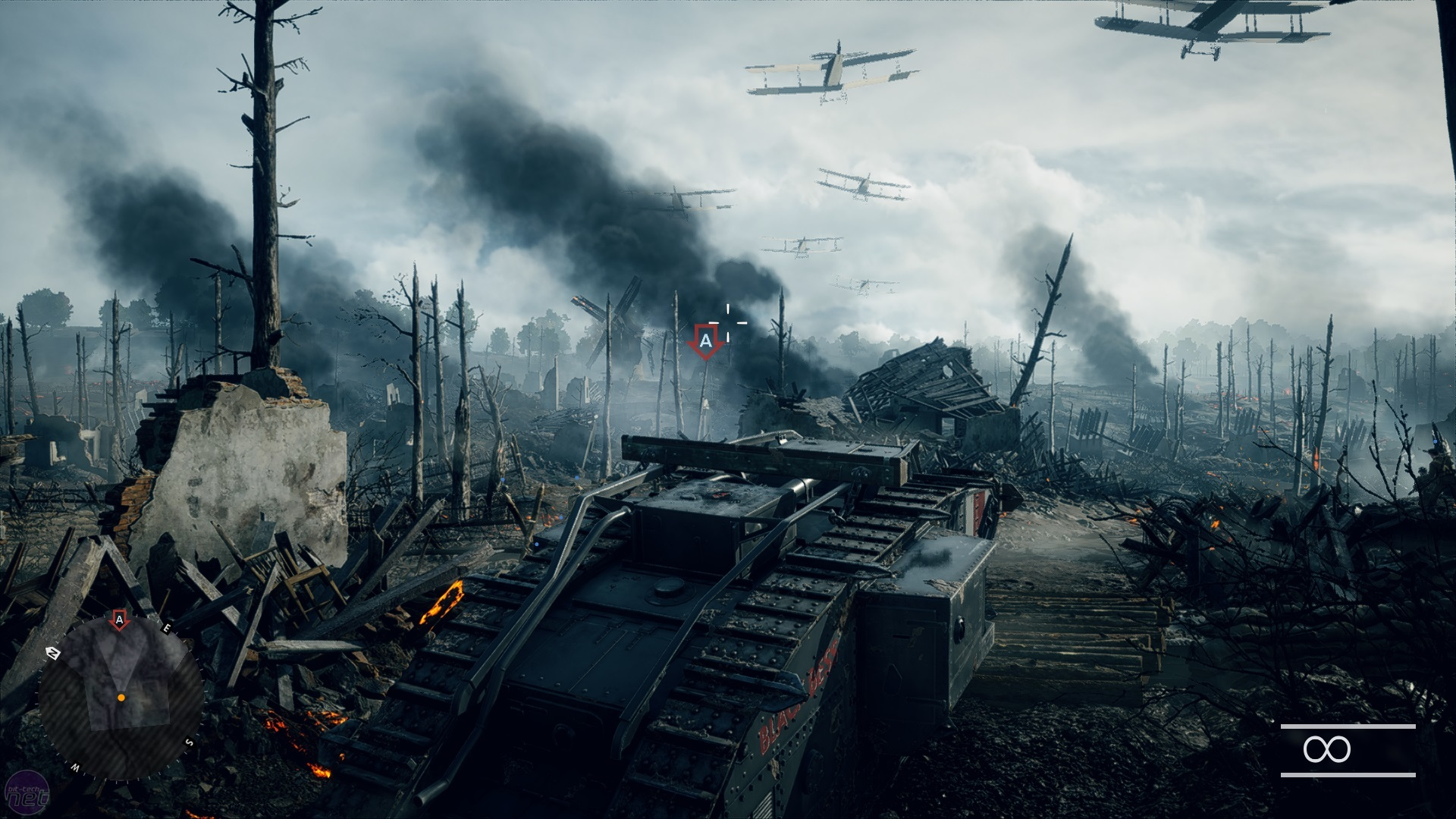 Battlefield 1 Review Game Ps4