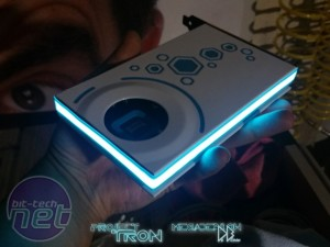 Bit-tech Case Modding Update - September 2016 in Association with Corsair MasterCase5 MOD: Project TRON by Deblow