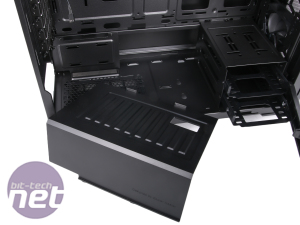 Cooler Master MasterBox 5 Review Cooler Master MasterBox 5 Review - Interior