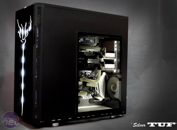 Mod of the Month September 2016 in Association with Corsair Silver TUF by neSSa