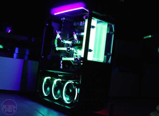 Mod of the Month September 2016 in Association with Corsair InWin DFrame Mini MOD by PhilipMod