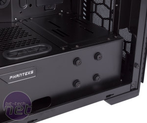 Phanteks Enthoo Pro M Tempered Glass Review Phanteks Enthoo Pro M Tempered Glass Review - Interior