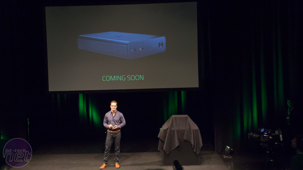 Razer Keynote: Blade Notebooks come to Europe Razer Keynote: Blade Notebooks Come to Europe