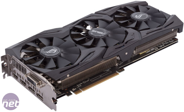 Asus Radeon RX 480 Strix OC 8GB Review