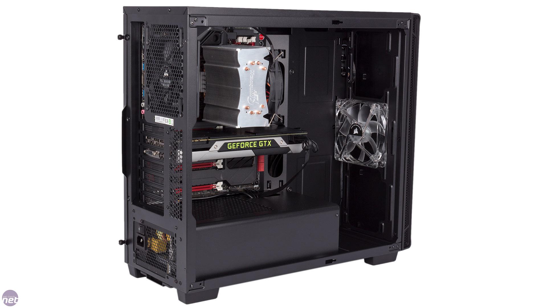 Corsair Carbide Series 270r Review Bit Tech Net