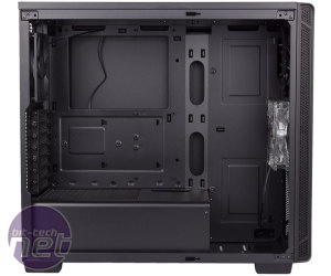 Corsair Carbide Series 270R Review Corsair Carbide Series 270R Review - Interior