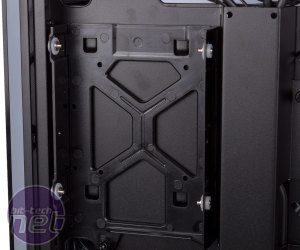 Corsair Crystal Series 570X RGB Review Corsair Crystal Series 570X RGB Review - Interior