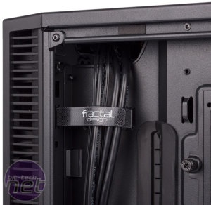 Fractal Design Define Mini C Review Fractal Design Define Mini C Review - Interior