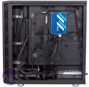 Fractal Design Define Mini C Review Fractal Design Define Mini C Review - Performance Analysis and Conclusion
