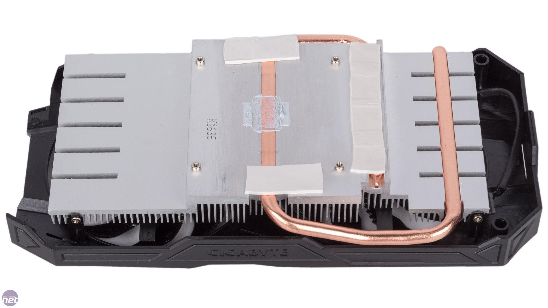 Gigabyte GeForce GTX 1060 WindForce OC 3GB Review | bit-tech net