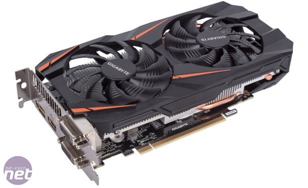 Gigabyte GeForce GTX 1060 WindForce OC 3GB Review