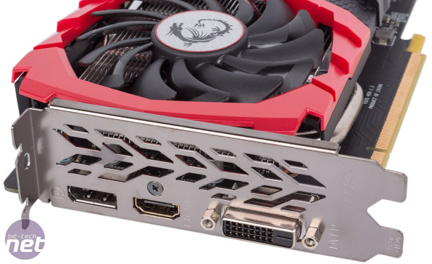 MSI GeForce GTX 1050 Ti Gaming X 4G Review MSI GeForce GTX 1050 Ti Gaming X 4G Review - The Card