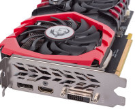 MSI GeForce GTX 1050 Ti Gaming X 4G Review