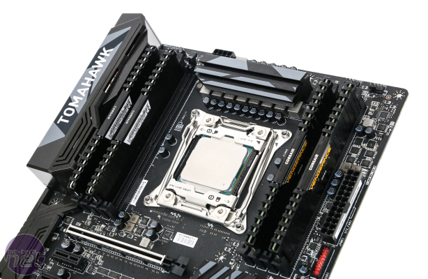 MSI X99A Tomahawk Review MSI X99A Tomahawk Review - Test Setup