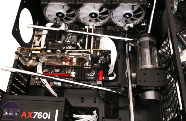 Nanoxia Project S Water-Cooling Build: Part Three