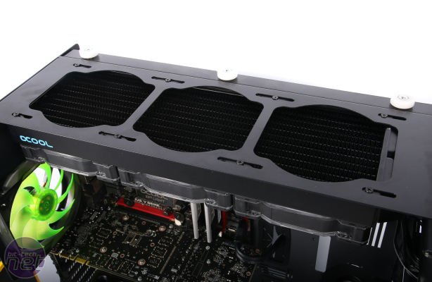 Nanoxia Project S Water-Cooling Build: Part Two Nanoxia Project S Water-Cooling Build: Installing the Radiator