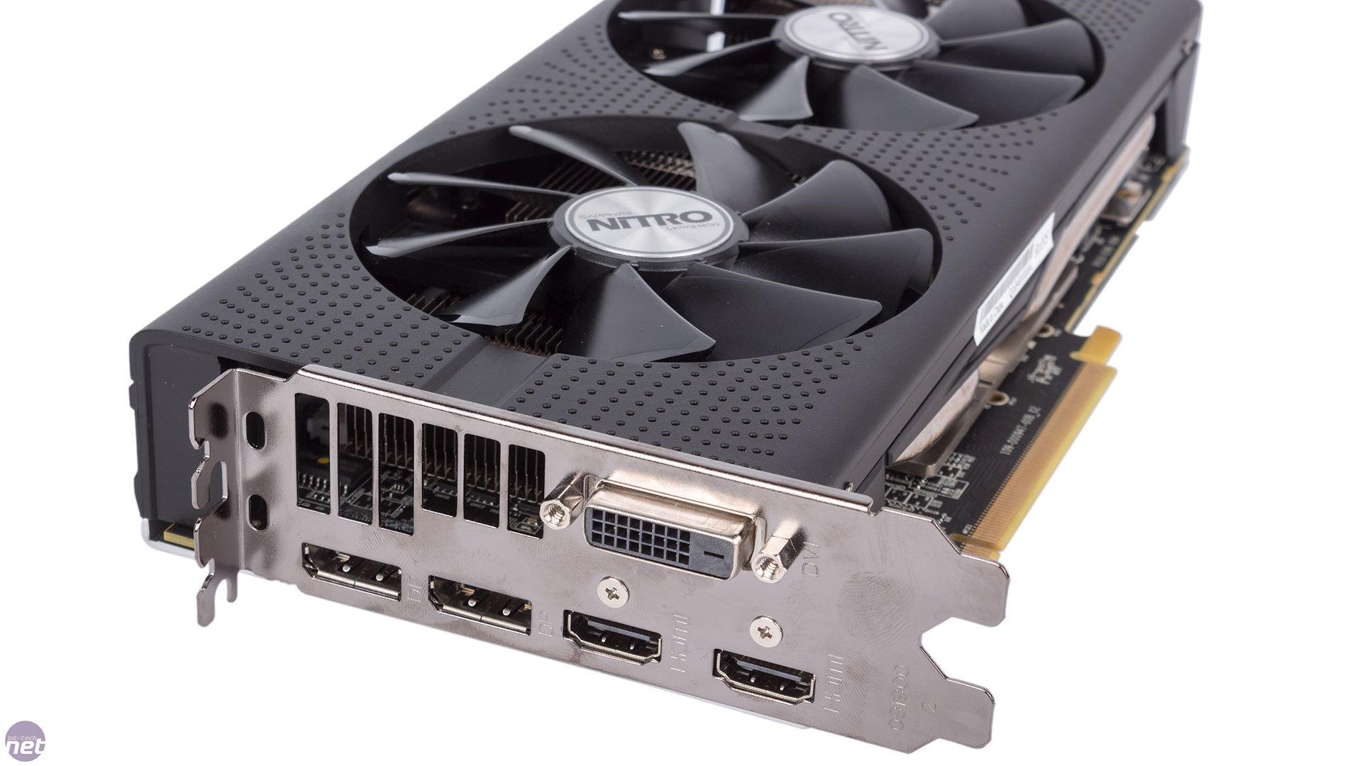 Sapphire Radeon RX 480 Nitro+ OC 4GB and 8GB Reviews | bit