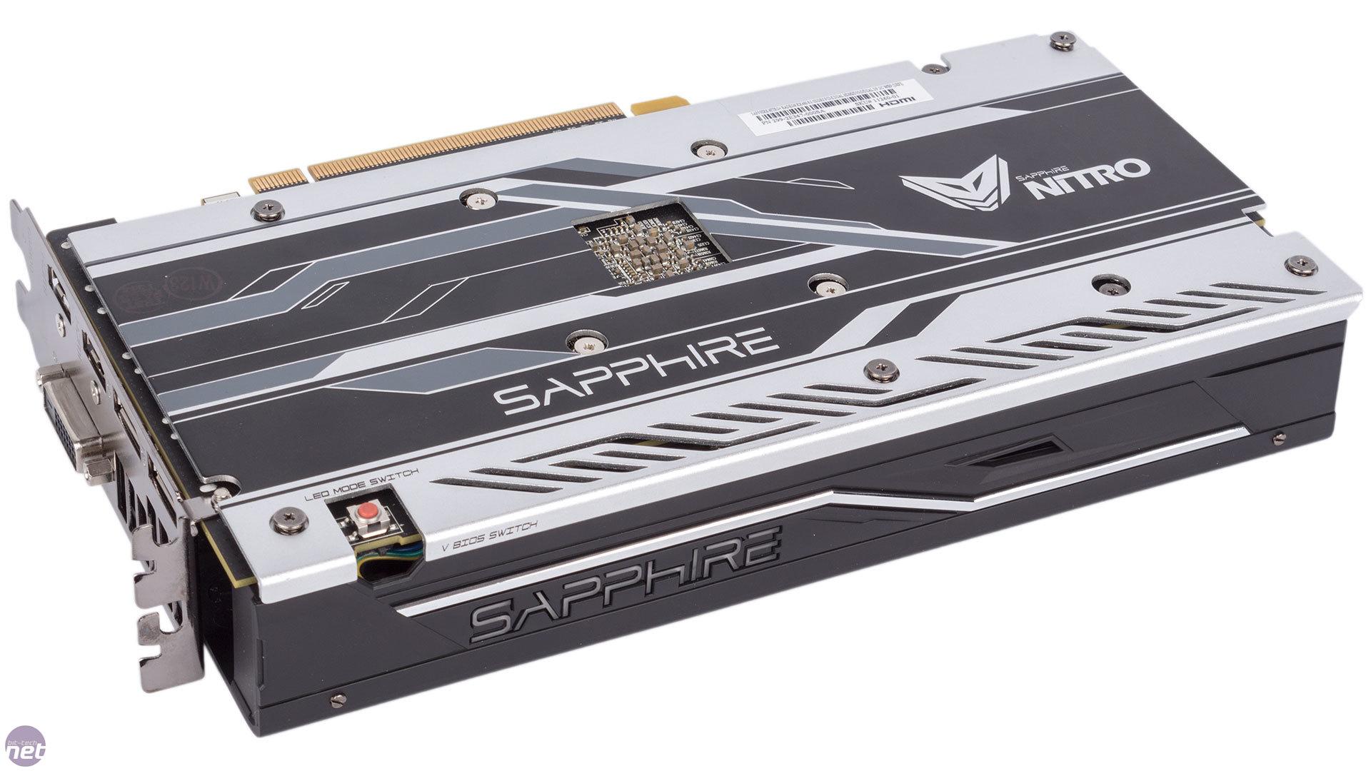Sapphire Radeon RX 480 Nitro+ OC 4GB and 8GB Reviews | bit-tech net