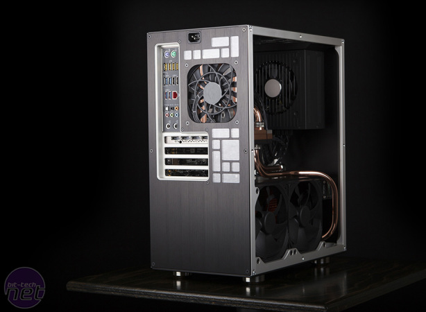 Bit-tech Mod of the Year 2016 In Association With Corsair Tatami by Mr3D