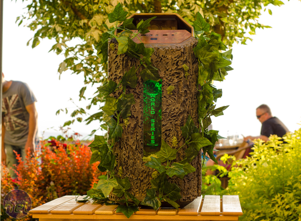 bit-tech Mod of the Year 2016 in Association with Corsair Back to Nature - Ivy by MegaSkot