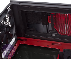 Cooler Master MasterCase Maker 5t Review Cooler Master MasterCase Maker 5t Review - Interior