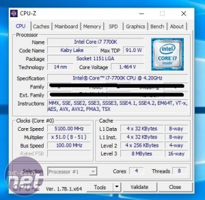 Intel Core i7-7700K Performance and Overclocking Preview Intel Core i7-7700K Preview - Overclocking and Performance Analysis