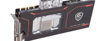 Gigabyte GeForce GTX 1080 Xtreme Gaming Waterforce WB Review