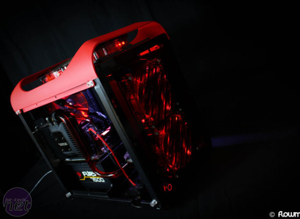 Mod of the Month Novemeber 2016 in Association with Corsair Red Phoenix by FlowMods