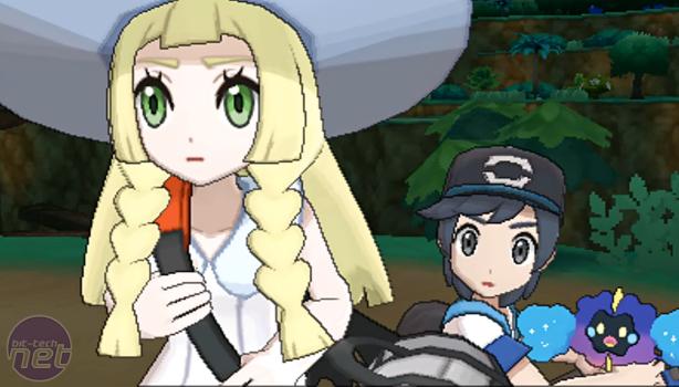 Pokémon Sun & Moon Review